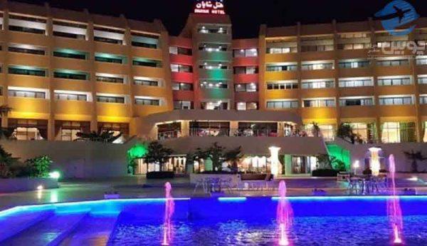 کابانای هتل شایان