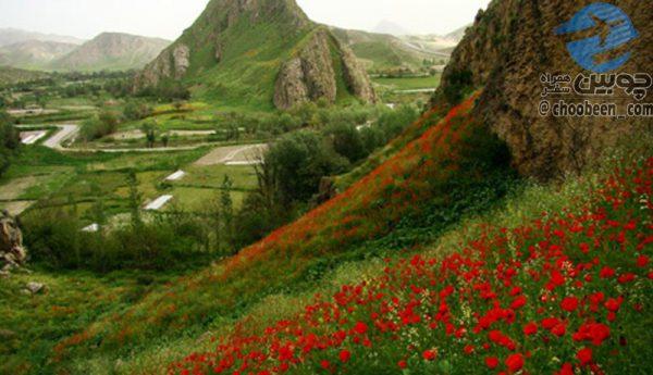 پارک ملی تندوره مشهد